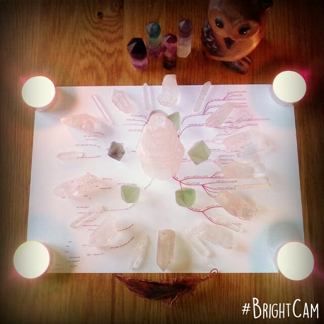 Krystalové mřížky – Pochopení životních lekcí