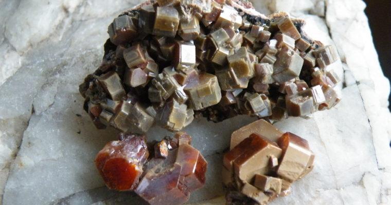 Vanadinit – kámen kreativity a manifestace