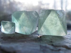 Fluorit zelený