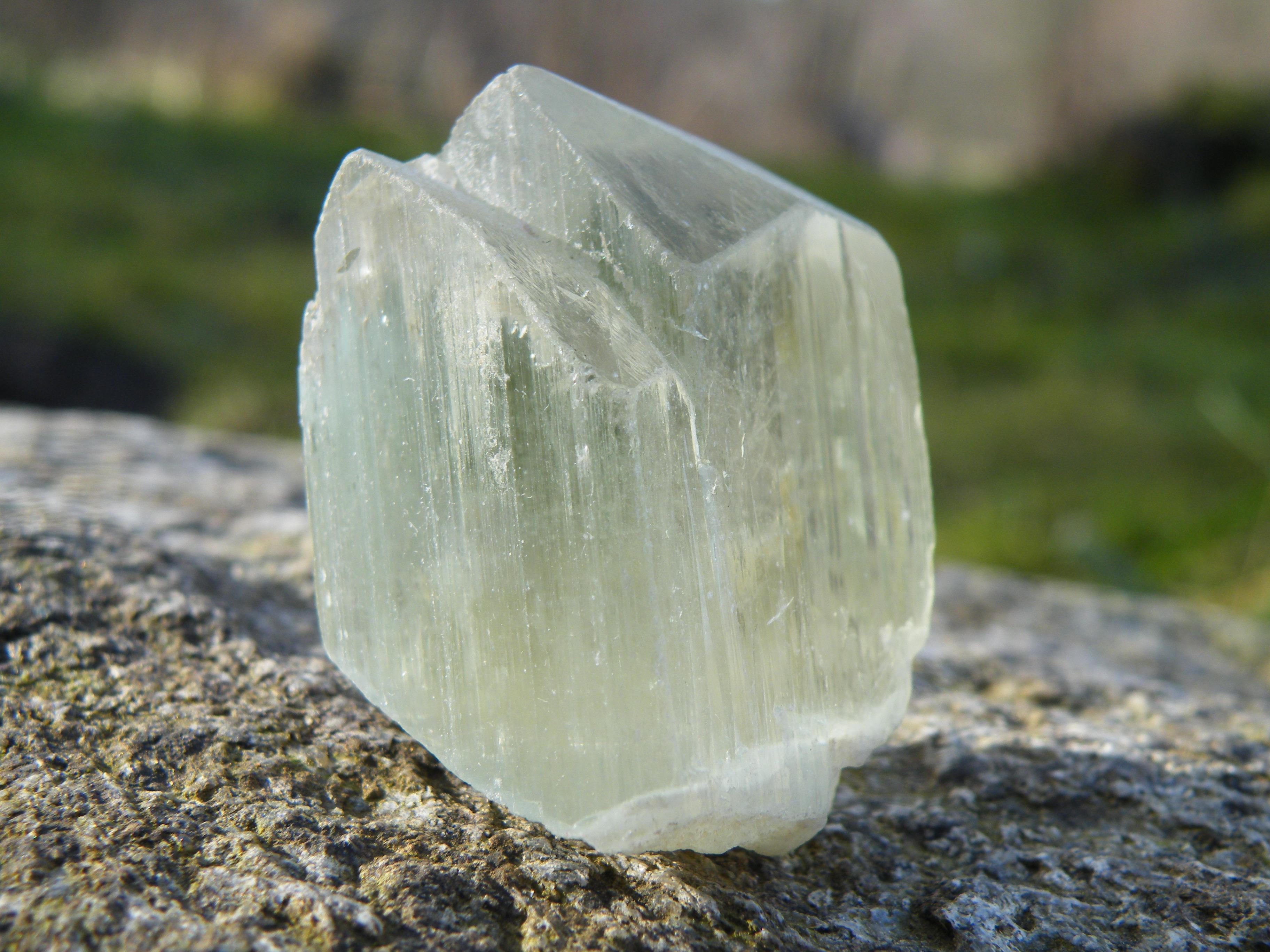 Proměny krystalů