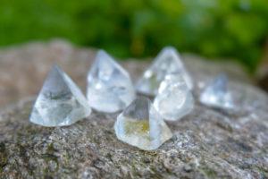 Apofylit krystal