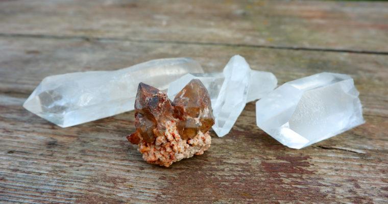 Život mezi krystaly