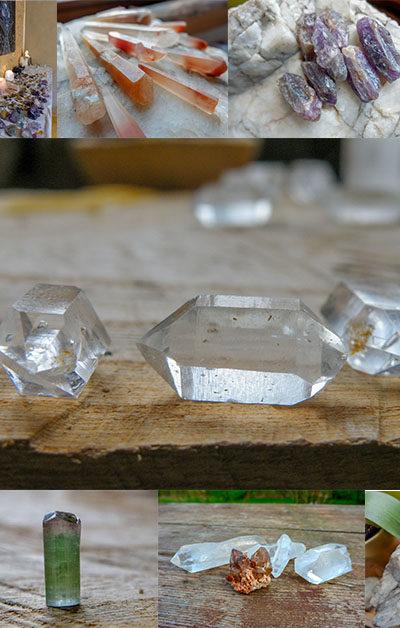 Kurz Spolupráce s krystaly