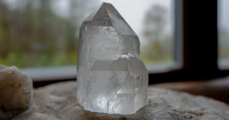 Práce s nehmotnými krystaly