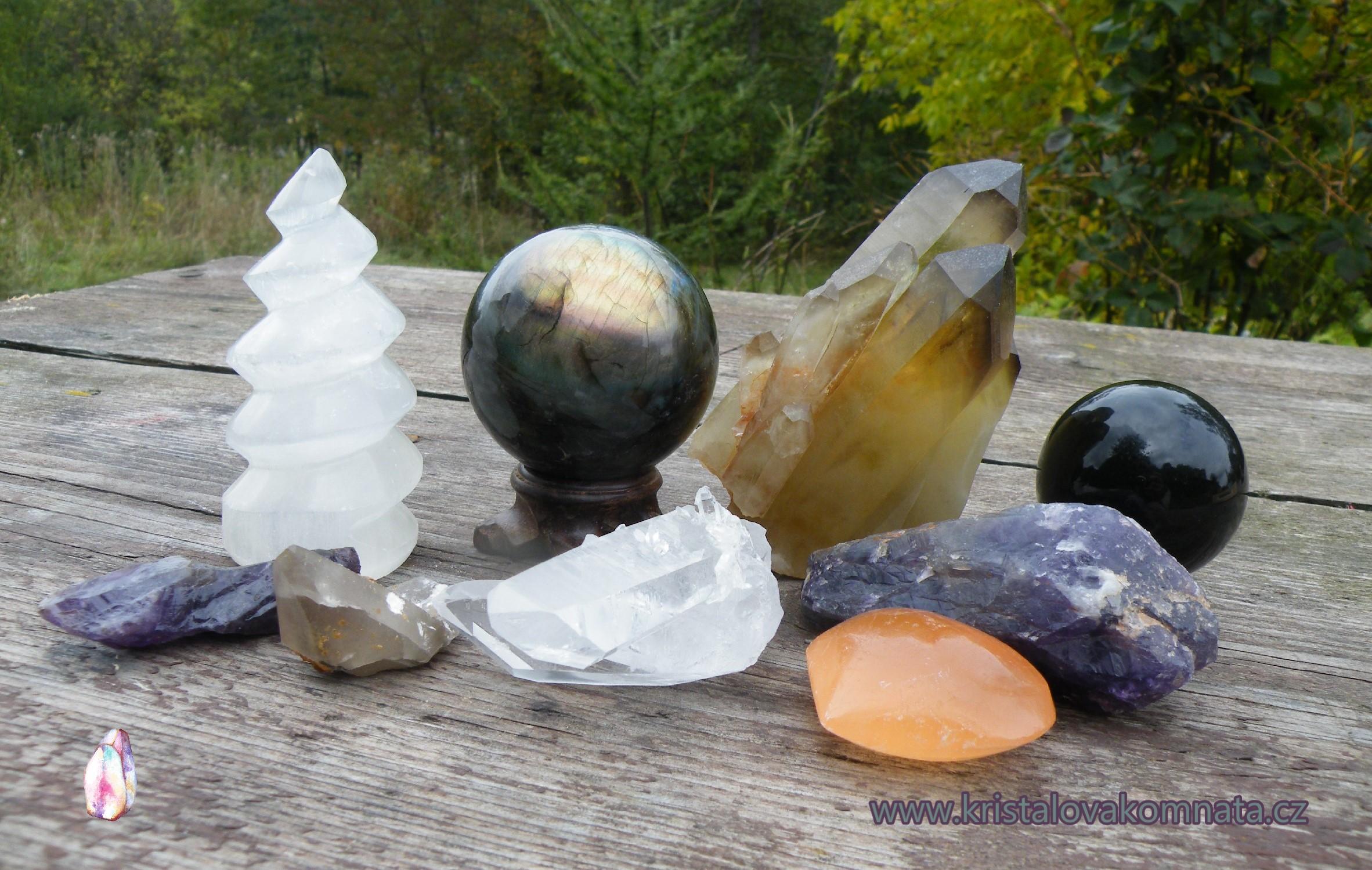 Jsou krystaly nezbytné k životu?