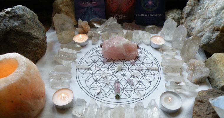 Portál k vyššímu já – Krystalová mřížka