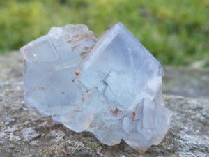 Fluorit modrý