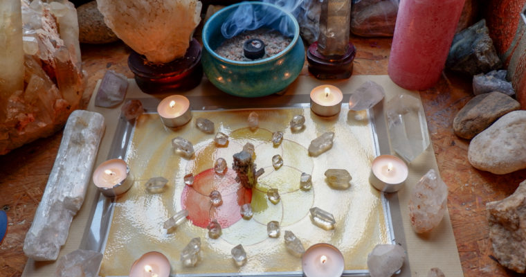 Je práce s krystaly životním posláním?