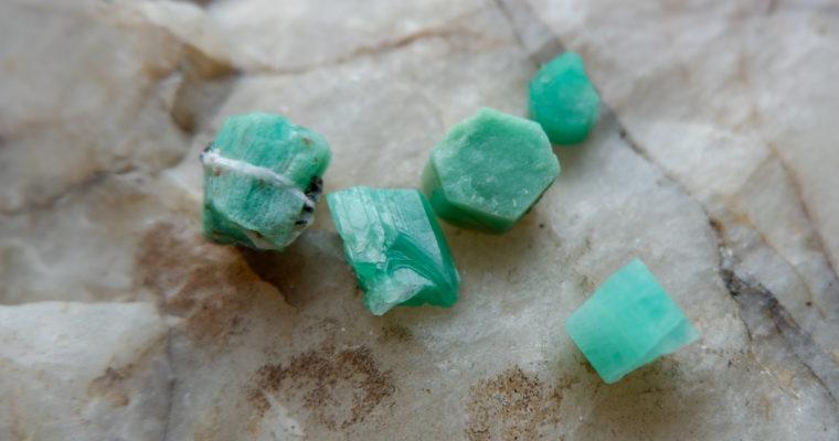 Smaragd – průvodce alchymickou svatbou