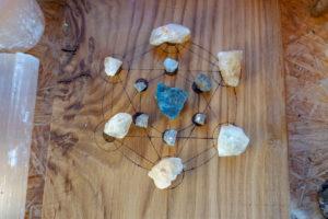 krystalová mřížka