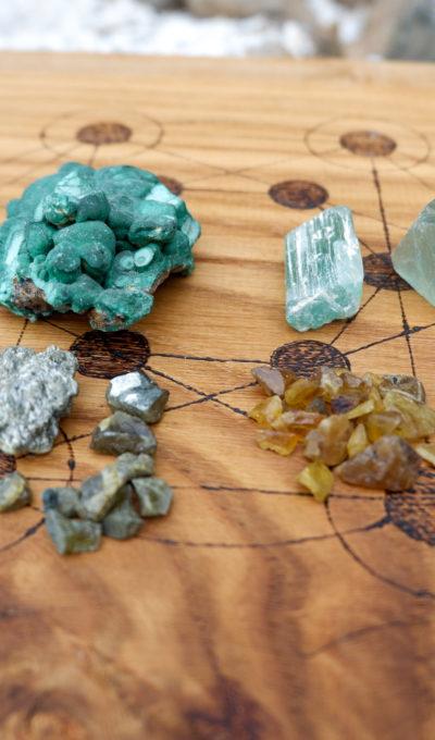 Krystaloterapie – Jak poznat své hranice
