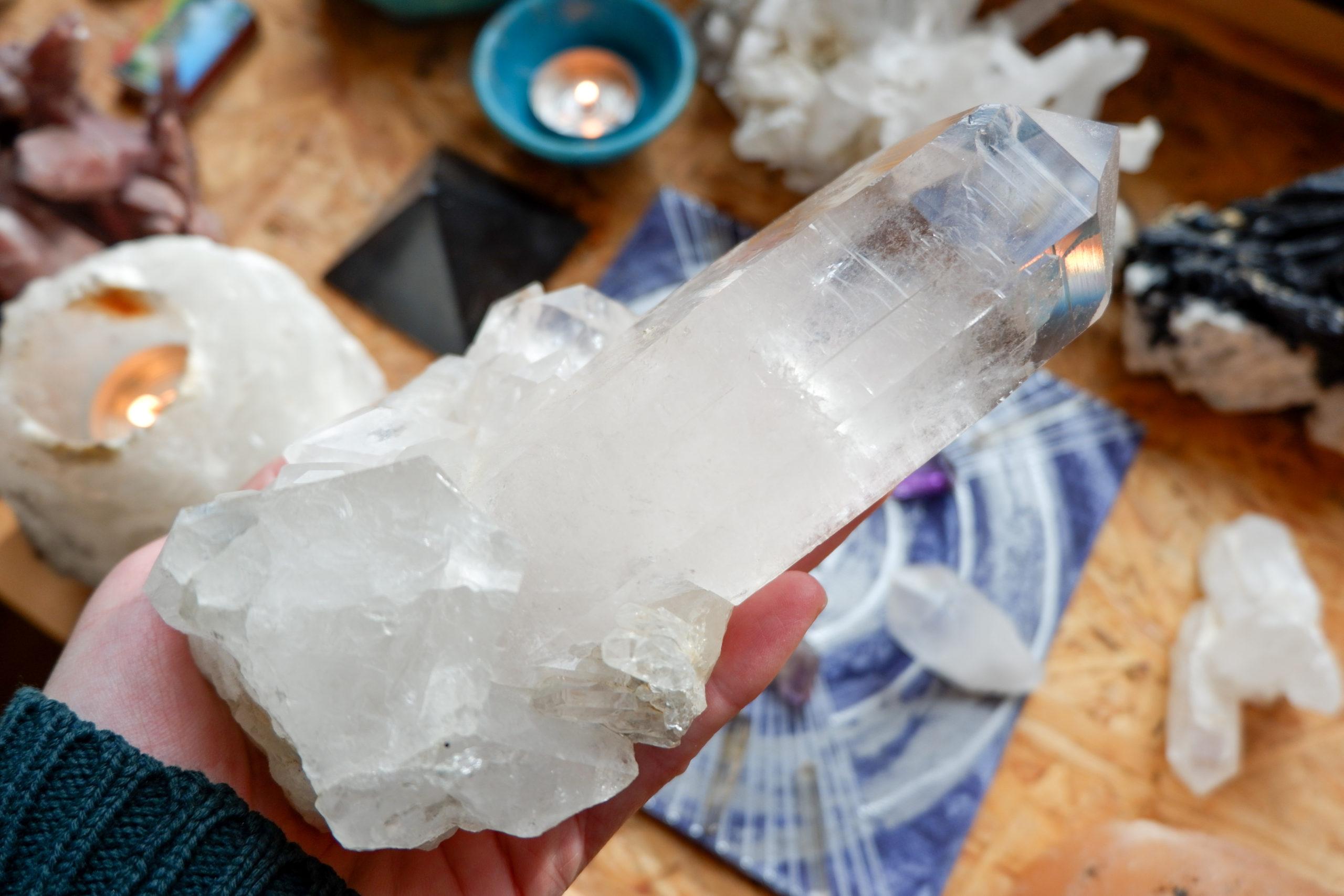 Stabilizační schopnosti krystalů
