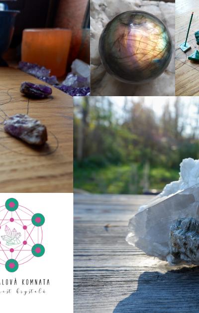 Kurz Spolupráce s krystaly II.