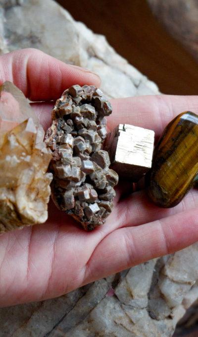 Nebezpečné krystaly a proč se jim vyhnout
