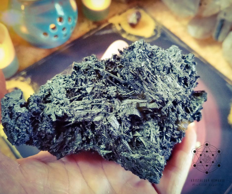 Krystaloterapie – podstata rituálu