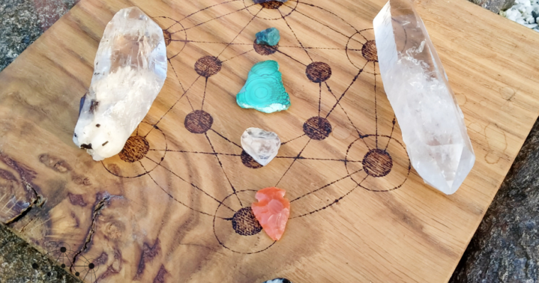 Krystaloterapie – cesta celistvosti