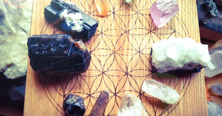 Krystaloterapie – Jak vyrovnávat výkyvy vibrací