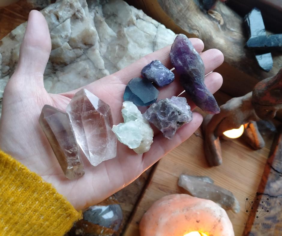 Krystaloterapie – Jak na změněné stavy vědomí při mimosmyslovém vnímání