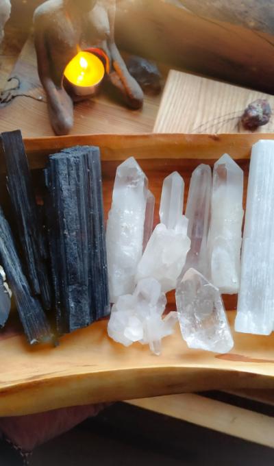 Závislost na krystalech?!