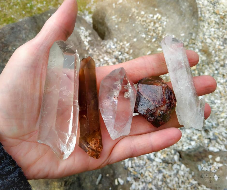 Jak využít schopnosti krystalů při práci ve změněném stavu vědomí