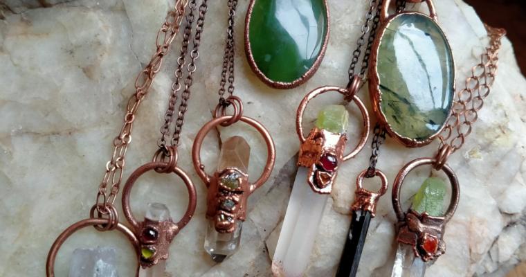 Energetické působení různých typů šperků
