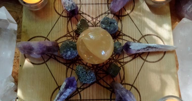 Krystalová mřížka – jemná síla