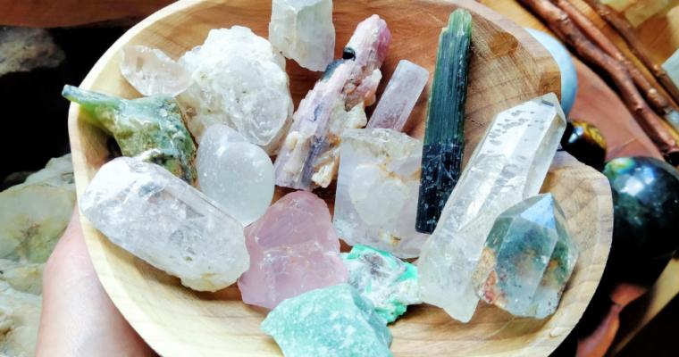 """Krystaloterapie – Jak posouvat své """"limity"""""""